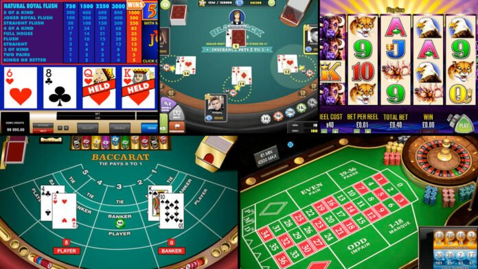 Influence Of Online Casino In your Clients/Followers