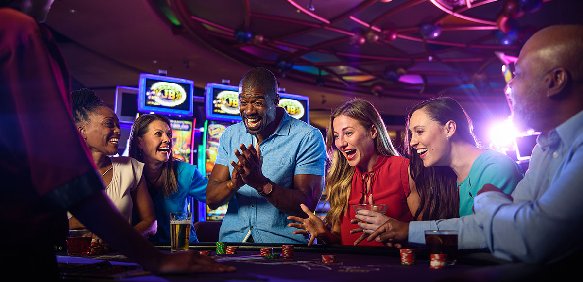 Learn How To Be Taught Casino